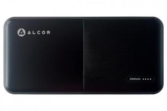 Powerbank Alcor WT20000 Fekete